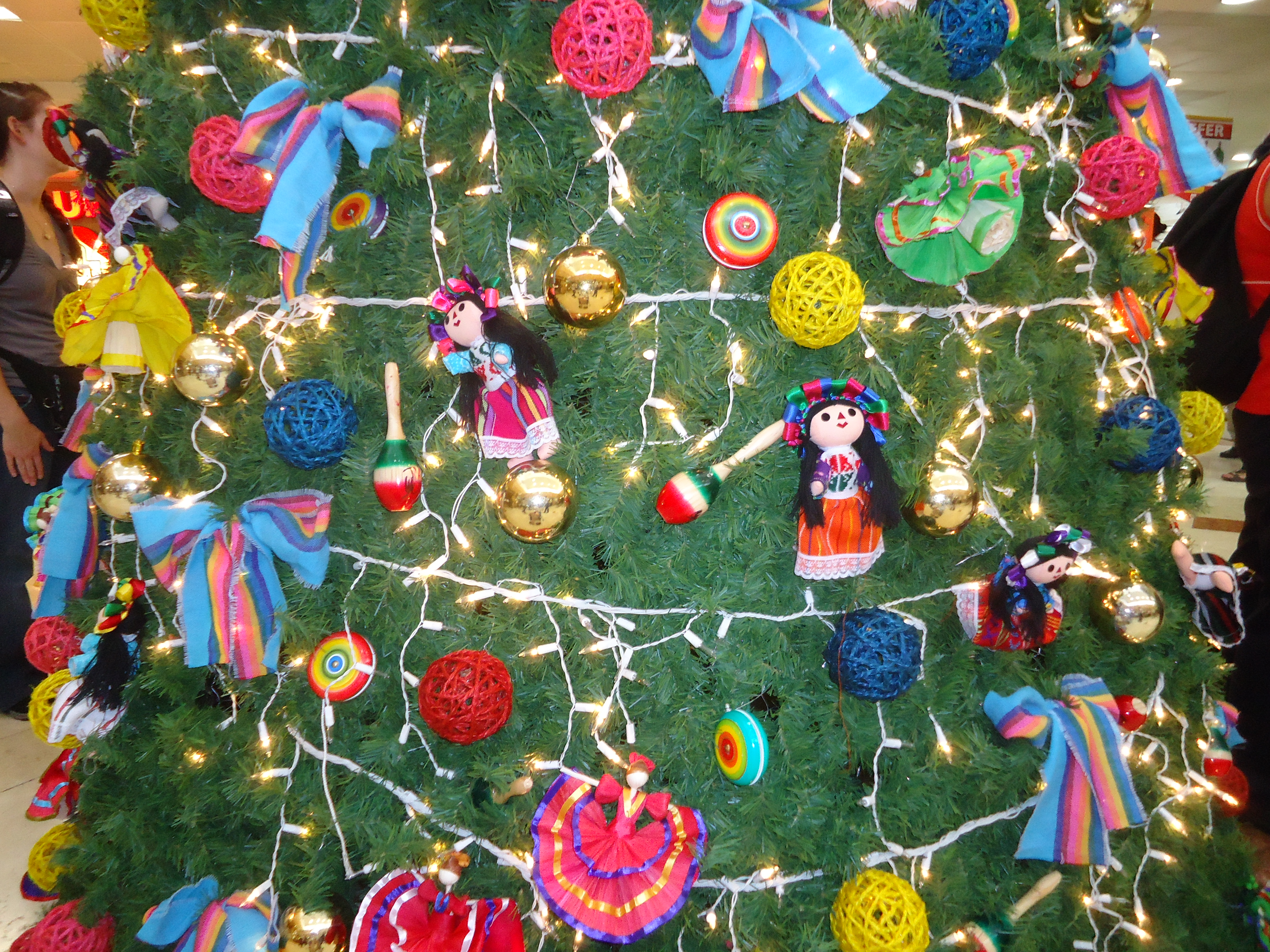 Traditional mexican christmas decorations - Dsc01867