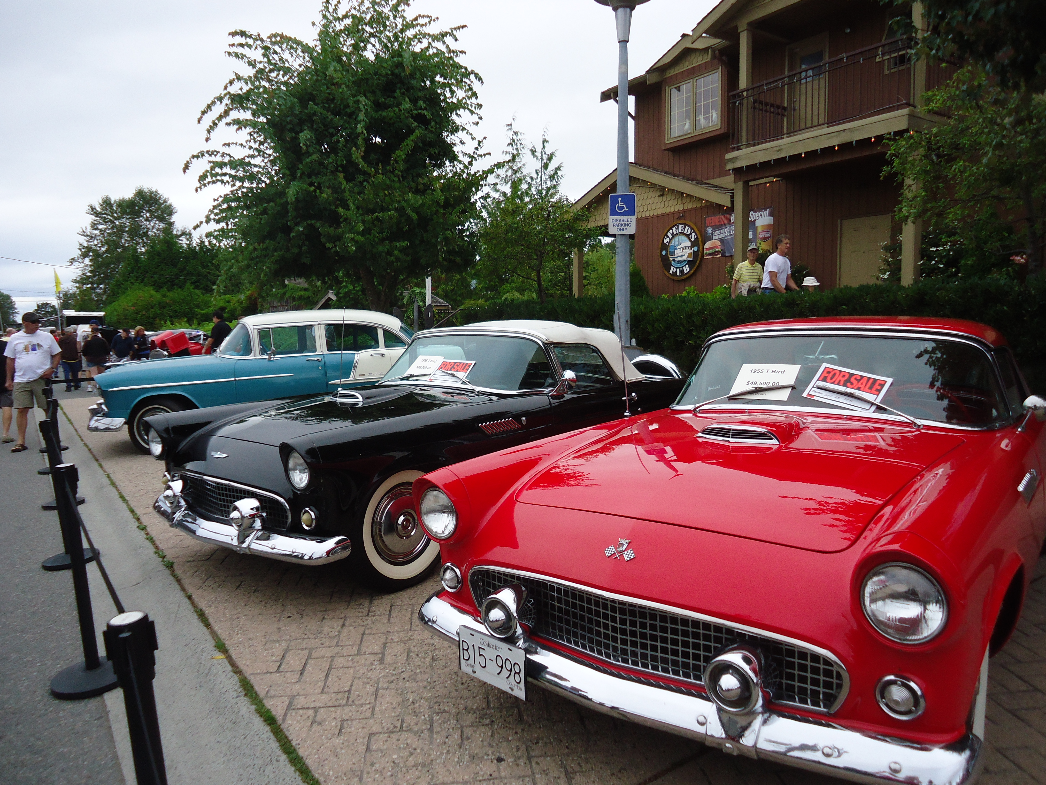 Ladner Classic Car Show 2013 - That Bloomin\' Garden