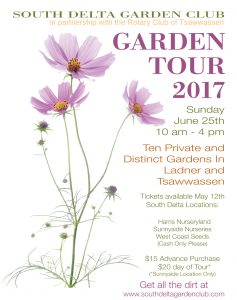 The South Delta Garden Tour is Back!